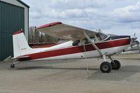N5156E @ PAUO - Cessna 180