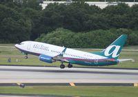 N344AT @ TPA - Air Tran 737
