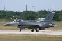 85-1468 @ NFW - 301st Fighter Wing F-16 at NASJRB Fort Worth - by Zane Adams