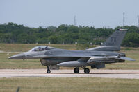 85-1459 @ NFW - 301st Fighter Wing F-16 at NASJRB Fort Worth - by Zane Adams