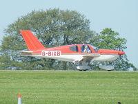 G-BIXB @ EGBK - G-BIXB at the AeroExpo event at Sywell Aerodrome, Northamptonshire, UK, 25th May 2012. - by Dan Adkins