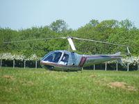 G-IDUP @ EGBK - G-IDUP at the AeroExpo event at Sywell Aerodrome, Northamptonshire, UK, 25th May 2012. - by Dan Adkins