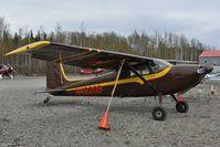N4620B @ BGQ - Cessna 180