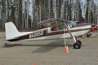 N4095D @ PAUO - Cessna 182