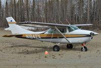 N1842X @ PAUO - Cessna 182