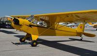N7173H @ LPR - N7173H seen on display at KLPR. - by aeroplanepics0112