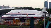 9M-MMI @ SZB - Malaysia Airlines - by tukun59@AbahAtok