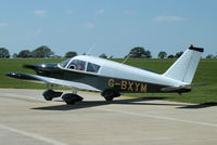 G-BXYM photo, click to enlarge