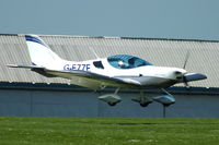 G-EZZE photo, click to enlarge