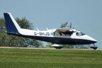 G-BHJS photo, click to enlarge