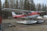N9319H @ PAUO - Cessna 172