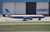 N557UA @ TPA - United 757-200