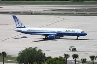 N558UA @ TPA - United 757