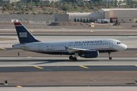 N825AW @ PHX - Taken at Phoenix Sky Harbor Airport, in March 2011 whilst on an Aeroprint Aviation tour - by Steve Staunton