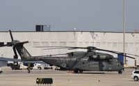162504 @ KRFD - Sikorsky MH-53E - by Mark Pasqualino