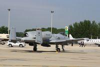 80-0164 @ KRFD - Fairchild Republic OA-10A - by Mark Pasqualino