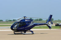 N120CU @ AFW - At Alliance Airport - Fort Worth, TX