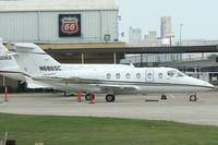 N686SC @ FTW - At Meacham Field - Fort Worth, TX