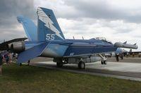 166899 @ LAL - EA-18 Growler