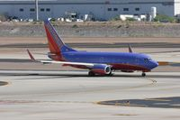 N403WN @ PHX - Taken at Phoenix Sky Harbor Airport, in March 2011 whilst on an Aeroprint Aviation tour - by Steve Staunton