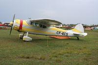 CF-KCS @ LAL - Cessna 195