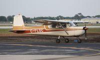 C-FLOC @ LAL - Cessna 150C - by Florida Metal