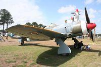 LA607 @ LAL - Hawker Tempest II