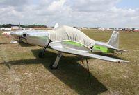 N13GL @ LAL - Bushby Mustang II - by Florida Metal