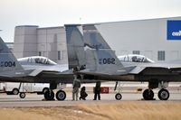 80-0004 @ GTF - 120th Fighter Wing F-15's, end of runway check at GTF - by Jim Hellinger