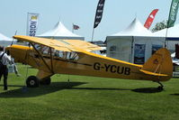 G-YCUB photo, click to enlarge