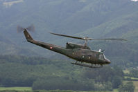 5D-HB - loaded with soldiers, this AB212 leaves hte Zeltweg airbase - by olivier Cortot