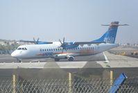 4X-AVX @ LLET - 4X-AVX after landing at Eilat Airport/J. Hozman Airport. - by aeroplanepics0112