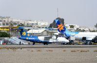 4X-ATO @ LLET - 4X-ATO at Eilat Airport/J. Hozman Airport. - by aeroplanepics0112