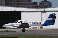 N684AT @ ADS - At Addison Airport - Dallas, TX