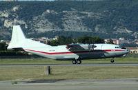UR-CAH @ LFML - Landing