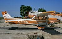 D-ECOB @ LHKV - Kaposujlak Airport - Hungary - by Attila Groszvald-Groszi