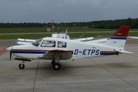 D-ETPS @ EHLE - On the apron Airport Lelystad - by Jan Bekker