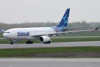 C-GTSI @ CYUL - Taxiing. It's Airbus A330-243 c/n 427