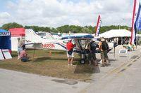 N68SN @ LAL - World Aircraft Sentinel