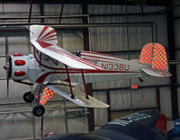 N133BU @ KRIC - The former pilot of this Jungmeister dedicated his aircraft in memory of a friend.  Other registrations included N859K. PI-X-388, and ED-AKA. - by Daniel L. Berek