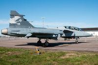 39-7 @ ESCF - Saab JAS-39 Gripen NG Demo - by Roland Bergmann-Spotterteam Graz