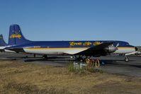 N451CE @ PAFA - Everts Air DC6 - by Dietmar Schreiber - VAP