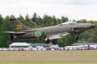 32620 @ ESCF - Saab J-32D Lansen - by Roland Bergmann-Spotterteam Graz