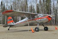 N42K @ PAUO - Cessna 140 - by Dietmar Schreiber - VAP