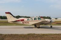 N142S @ LAL - Beech 58 - by Florida Metal