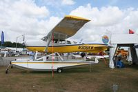 N305KW @ LAL - Cessna U206G