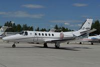 LZ-ABV @ LOWW - Cessna 550 Bravo - by Dietmar Schreiber - VAP