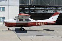 G-BSGT @ LOWW - Cessna 210 - by Dietmar Schreiber - VAP