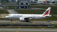 4R-ABM @ KUL - SriLankan Airlines - by tukun59@AbahAtok