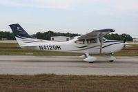 N412GH @ LAL - Cessna 182T